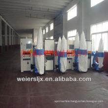 WEIER-400 WPC brushing machine