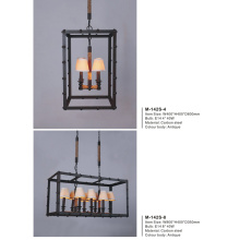 Restoration Pendant Chandelier Lighting (M-142S-4)