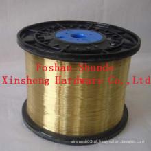 Arame de latão EDM de corte Super Wire 0.15mm