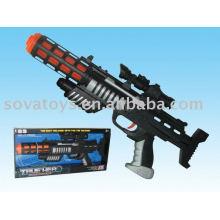 B / O pistolas de juguete de plástico