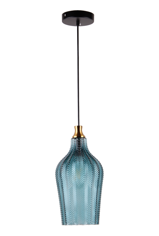 Pendant Blue Lamp