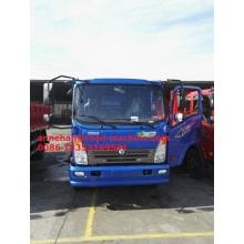 Camiões basculantes Sinotruk 37B2C 4x2 Etiópia para venda