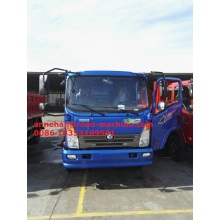 Sinotruk 37B2C 4x2 ethiopie camions bennes à vendre