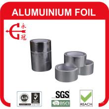 Bande de papier d'aluminium enduit de copolymère