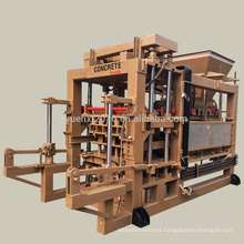 400*150*200 Hollow Block QT6-15 Building Block Making Machine
