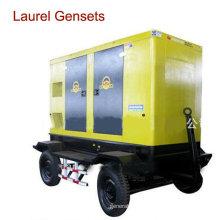 30kw Diesel Generator Trailer Type Generator