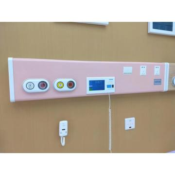 Medical Ward Bed Head Console With Nurse Call