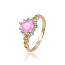 15285 xuping ring jewelry gold rings design for women ring