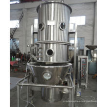 2017 série FL ebulição misturador secador de granulação, secagem de milho SS em bin grãos, secador de pulverização a vácuo vertical