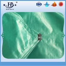 Soft pvc coated tarpaulin fabric for truck cover