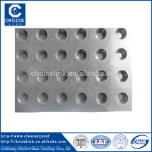 HDPE waterproofing drainage board for artificial soccer field