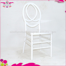 wedding plastic phoenix chair for hotel