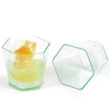 PS / PP Einweg-Plastik-Cup-Wasser-Cup-Drink-Cup