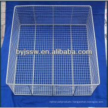 metal wire basket factory