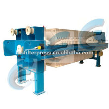 Leo Filter Press Sludge Dewatering Filter Press System,Sludge Filtration Operation Filter Press from Leo Filter Press