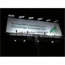 Billboard und Gebäude verwendet LED Solar Flutlicht Uw-U60W