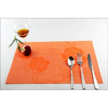 coffee shop de almofada de placemats de PVC