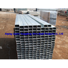 Vollständig Hot-DIP Galvanisierter Stahl Zaunpfosten (China führender Lieferant)