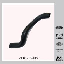 Ano 2000-2001 L4 1.6L ZL01-15-185 Borracha Mazda Protege Menor Radiador Mangueira de refrigeração