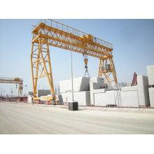 Truss Double Girder Goliath Crane (DCS100T-10T-25M-16M)