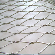 Mesh Stainless Steel Rope Mesh