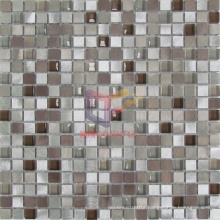 Aluminium Mix Glass Decorative Mosaic (CFA72)