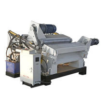 4ft Plywood Machinery Wood Log Debarking and Rounding Machine for veneer peeling machine line