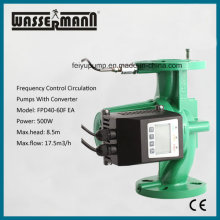 Frequency Control Domestic Circulation Water Pumps with Flanged Ports