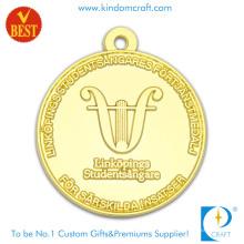 Profession Manufacture 3D Vergoldung Schule Sport Meeting Medaille im wettbewerbsfähigen Preis