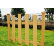1300 * 1000 Eco-Friendly Outdoor Wooden Plastic Composite Fence