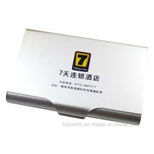 Large Capacity Aluminum Business Card Holder (BS-A-008)
