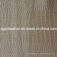 Good Scratch Resistant Furniture PVC Leather (QDL-PV0164)