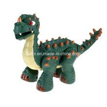 Polyresin dinosaurio animales de plástico de alta calidad figura bebé niños juguetes