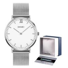 Skmei oem watch custom watch logo luxury classic quartz watch