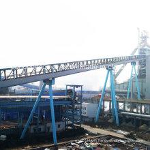Trough Belt Conveyor / Troughed Belt Conveyor / Traverse Structure Conveyor