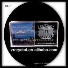 К9 Лазерное Изображение Внутри Кристалла Прямоугольник