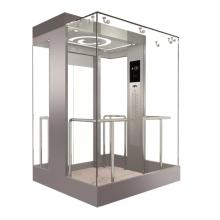 MRL Passenger Elevator with PM Gearless Motor