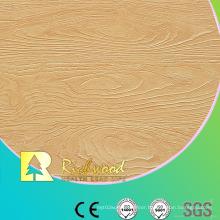 12.3mm Embossed Hickory U-Grooved Waterproof Laminate Floor
