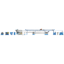PV cable(solar energy) extrusion line