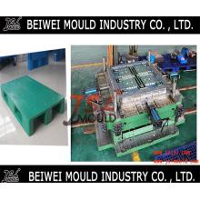 Mold paletes de plástico, molde de injeção Palete, Fábrica Mold