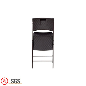 Good Quality Outdoor Rattan Foldable Folding Beach Chair