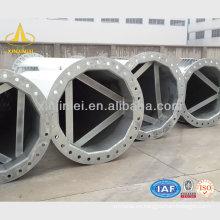 Mástil de acero automático de mástil de China