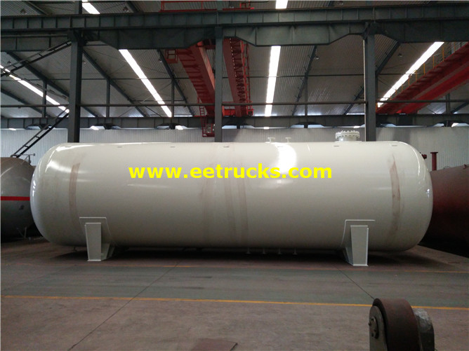 ASME Bulk Propane Steel Tanks
