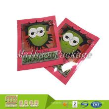 Free Sample Plastic Ziplock Customized Nice Impreso 3G 4G 5G Mini Dry Spice Spice Packaging Bags