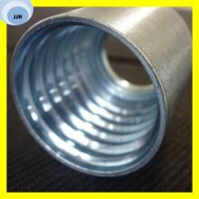 Hose Ferrule Carbon Steel Ferrule Fitting Crimping Ferrule