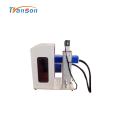 Lasermarkiermaschine für die Hallenmarkierung von Schmuck