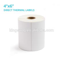 DYMO1744907 4х6 дюйм прямая термопечать этикетки
