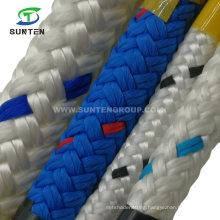 Best Quality Polyester/Nylon/PP/Polypropylene/Polyamide/Plastic/Climbing/Rescue/Static/Safety Single Braided Cordage
