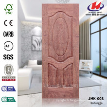JHK-003 Top Vente Populaire Inde Style Construction Famouos Natural Rosewood MDF Door Sheet