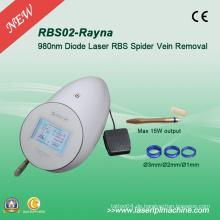 Rbs02 Permanent 980nm Diodenlaser Gefäßentnahme Maschine